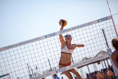 Beach volley, beach tennis e beach soccer