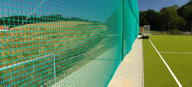 Reti di recinzione per campi da calcio