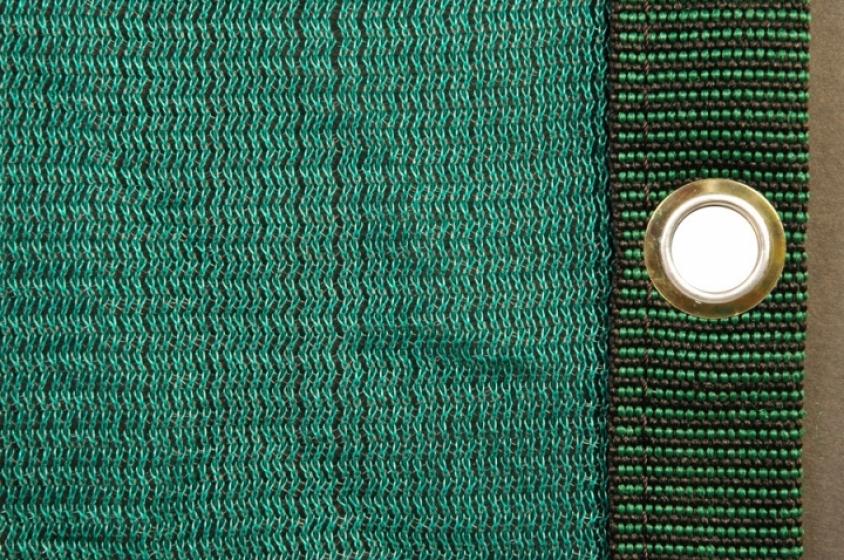 Telo Art. 9 nero/verde - m 4,89 x 4,78